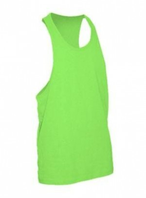 URBAN BEACH UNISEX - LIME FLUOR
